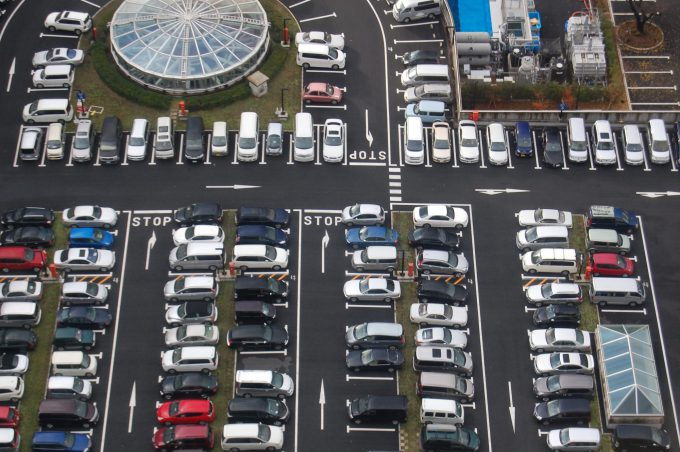 Google Maps lets you record your parking location, time left at themeter